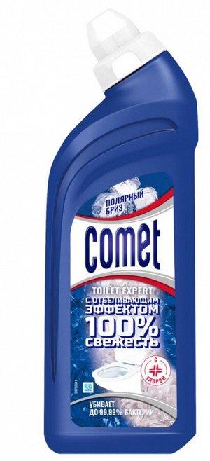 COMET Средство чистящее для туалета Полярный бриз 450мл