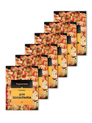 Peppermania Приправа для шашлыка