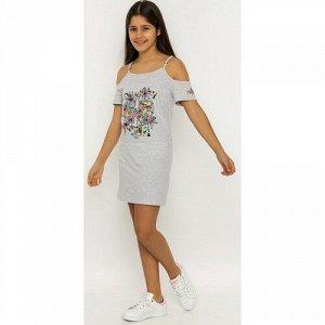 2802-025-1 Платье для девочек Cichlid