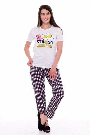 Пижама женская 1-203 (молоко)
