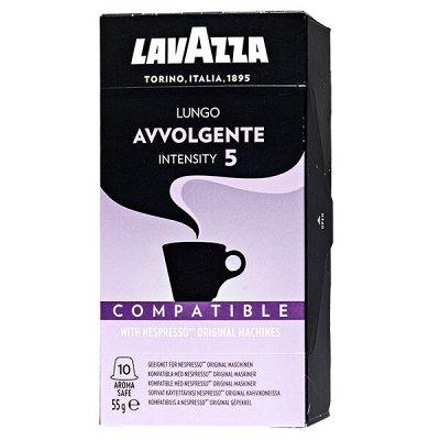Кофе, чай, конфеты — Кофе в капсулах — Молотый кофе