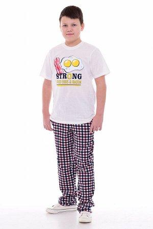 Пижама подростковая 11-048 (молоко)