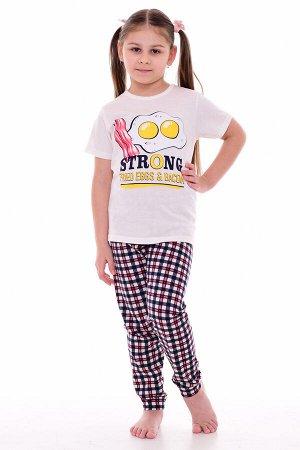 Пижама детская 7-284 (молоко)