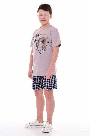 Пижама подростковая 11-047 (бежевый)