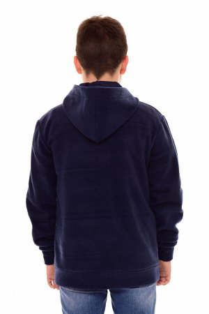 Толстовка подростковая 11-044а (синий)