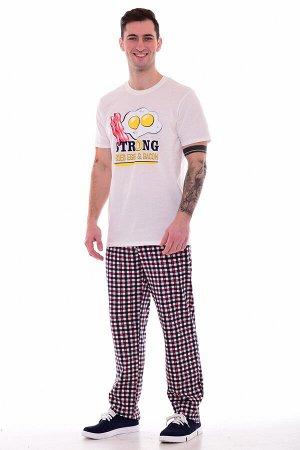 Пижама мужская 9-158 (молоко)
