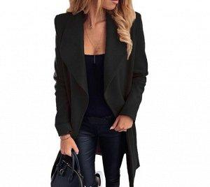 Пальто, черный