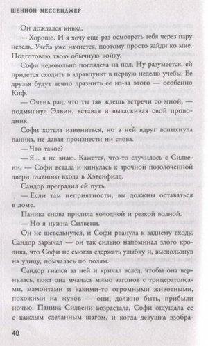 Мессенджер Ш. Полёт на единороге (#2)