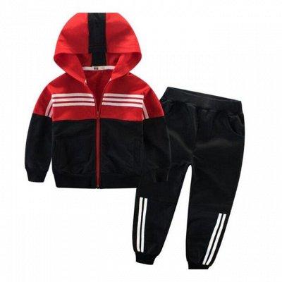 Детская одежда, обувь, аксессуары! Шапки на любую погоду — Спортивные костюмы для мальчиков — Костюмы и комбинезоны