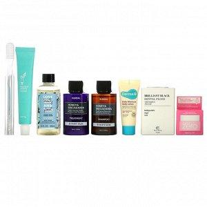 Promotional Products, набор популярных средств для ванны, 8 продуктов