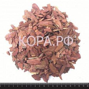 Мелкая мульча 1-3 см из лиственницы