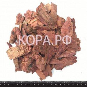 Средняя мульча 2-6 см из лиственницы