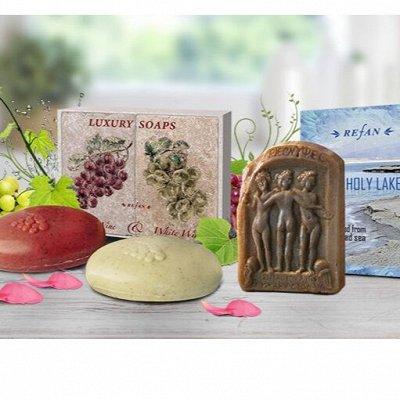 Болгарская косметика на розовом масле — Натуральное мыло