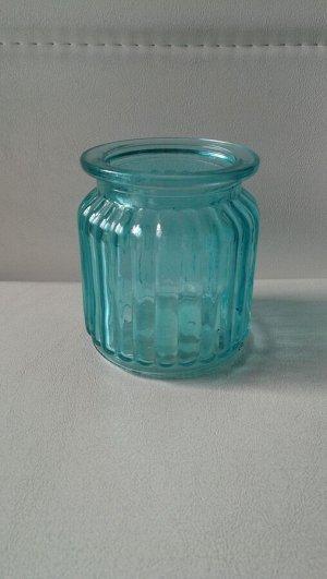 Вазочка стеклянная