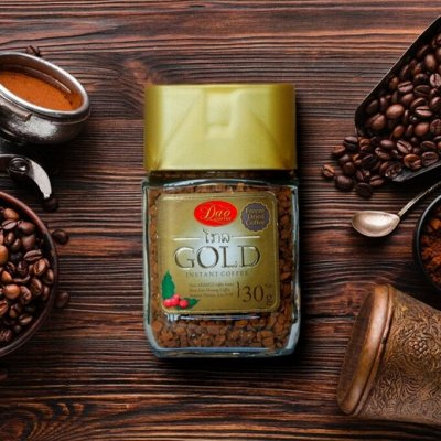 Вкусный Вьетнам. Большое пополнение ассортимента — DAO COFFEE. Элитный кофе из Лаоса — Растворимый кофе