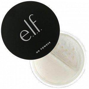 E.L.F., HD пудра, для придания совершенности, 8 г (0,28 унции)