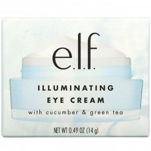 E.L.F., Holy Hydration! Eye Cream, 0.53 oz (15 g)