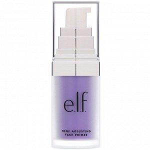 E.L.F., Выравнивающая основа под макияж, Сияющая лаванда, 0.47 fl oz (14 мл)