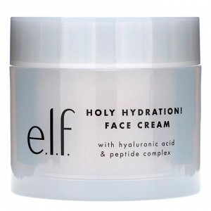 E.L.F., Holy Hydration! Face Cream, 1.8 oz (50 g)