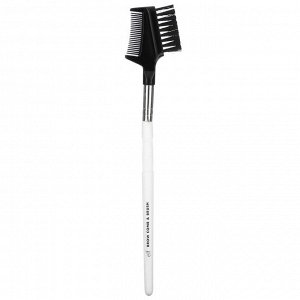 E.L.F., Brow Comb & Brush, 1 Brush