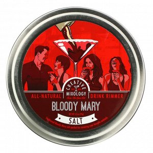 The Spice Lab, Bloody Mary Rimming Salt, 3.5 oz (99 g)