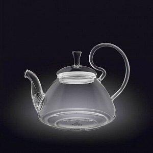 WILMAX Thermo Glass Заварочный чайник 800мл WL-888817/A