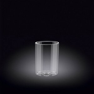 WILMAX Thermo Glass Стакан с двойными стенками 150мл WL?888781/A