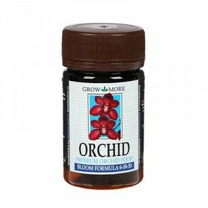 Удобрение для Орхидей Grow More Orchid Bloom 6-30-30 (синий), 25 г