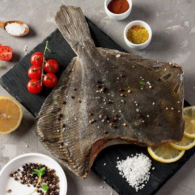 Морепродукты! Мясо! Овощи! Тортики! Выпечка! — Камбала! Свежий вылов! — Свежие и замороженные