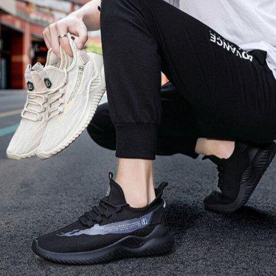 Цена Вас поразит! Обувь мужская и женская. По Вашим просьбам — Мужские модели — Текстильные