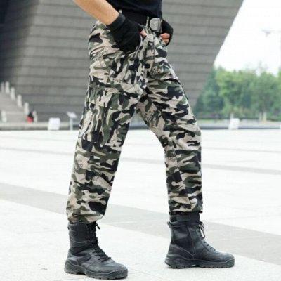 Мужская одежда для рыбалки и охоты. Много в НАЛИЧИИ — Брюки летние — Брюки