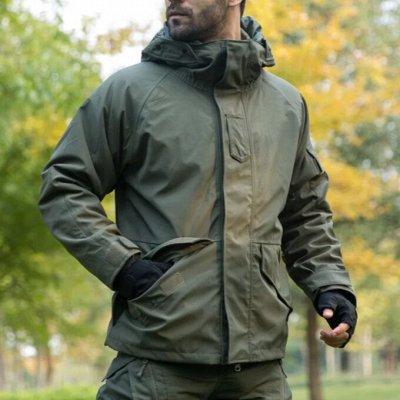 Мужская одежда для рыбалки и охоты. — Куртки демисезонные — Куртки