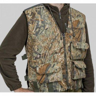 Мужская одежда для рыбалки и охоты — Жилеты ЛЕТО-ЗИМА