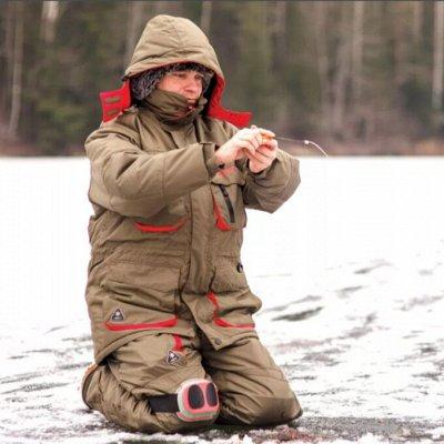 Мужская одежда для рыбалки и охоты. — Куртки ЗИМА — Куртки