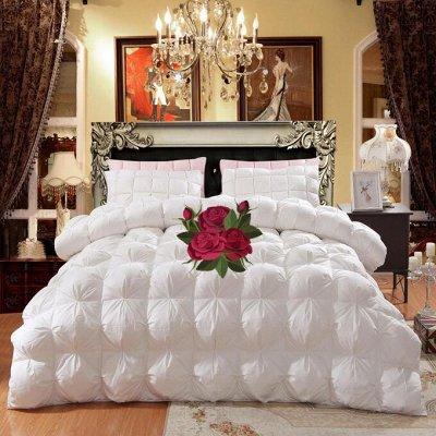 """Бамбуковый Sale! -30% на классные подушки! — Премиум """"Luna De Miel Provence"""" роза — Спальня и гостиная"""