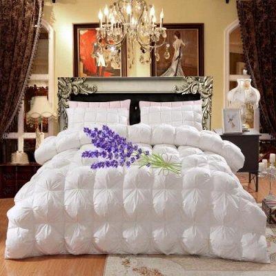 """Бамбуковый Sale! -30% на классные подушки! — Премиум """"Luna De Miel Provence"""" лаванда — Подушки и чехлы для подушек"""
