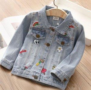 Джинсовая куртка BabyKids Element a637