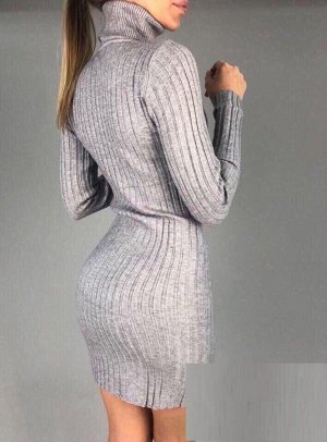 Платье «лапша»