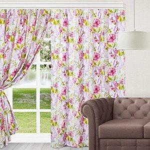 Комплект штор для гостиной, кухни Берта 360х270 см, 787-2192/1
