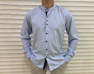 Рубашка ТКАНЬ: ХЛОПОК, СТРЕЙЧ