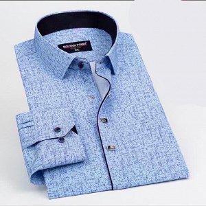 Рубашка ТКАНЬ: 80% ХЛОПОК, 20% СТРЕЙЧ