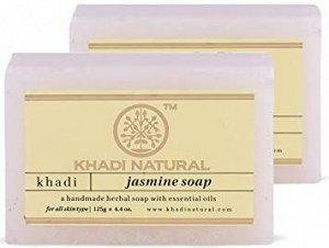 "Khadi JASMINE SOAP/Кхади мыло ""Жасмин"" 125гр"