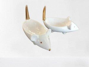 Подставка для украшений DA9661 Мышь 10*5*7cm