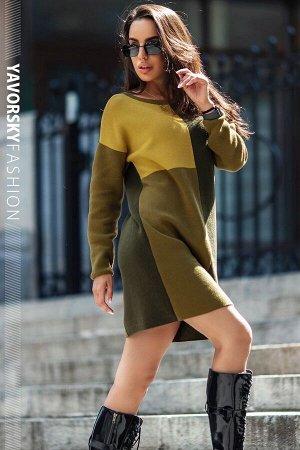 Платье Материал: пряжа «Памира» L/XL-93cm, рукав-65см