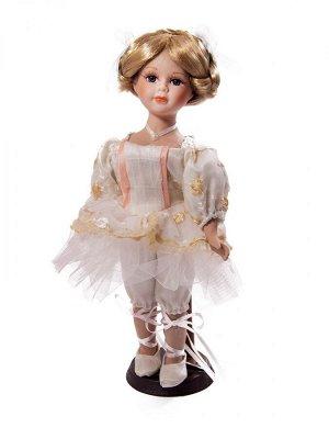 Кукла коллекционная Юная балерина (13х10х31 см)