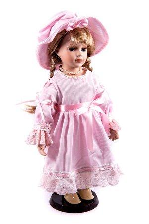Кукла коллекционная Даниэла (12х12х38 см)