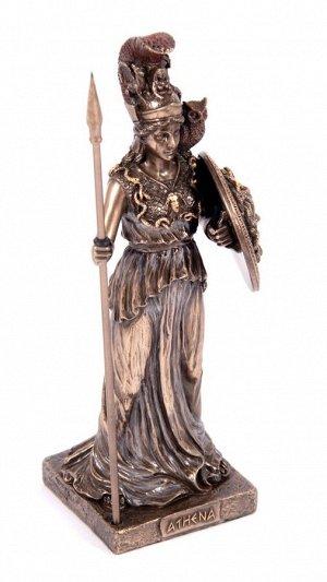 Статуэтка Афина, богиня войны и мудрости (8х7х21 см)