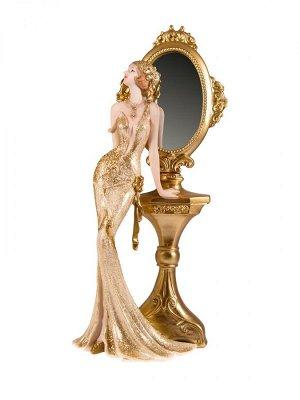 Статуэтка Мисс созерцания (18х11х38 см)