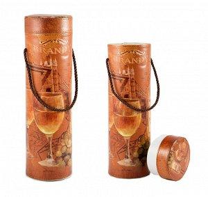 Шкатулка для бутылки Latanya (10х10х33 см)