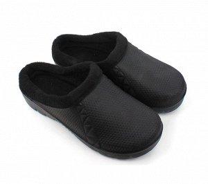 Обувь мужская, Сабо утепленные, арт. 022